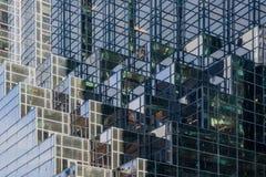 Φραγμός γραφείων πύργων ατού Στοκ φωτογραφία με δικαίωμα ελεύθερης χρήσης