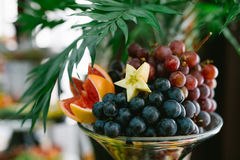 Φραγμός καραμελών με τα φρούτα Στοκ φωτογραφία με δικαίωμα ελεύθερης χρήσης