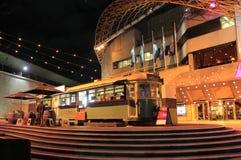 Φραγμός Μελβούρνη τραμ στοκ φωτογραφίες
