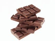 Φραγμός σοκολάτας στοκ φωτογραφίες