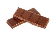 Φραγμός σοκολάτας Στοκ Φωτογραφία