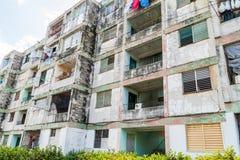 Φραγμός των επιπέδων στην Αβάνα, Cub στοκ εικόνες με δικαίωμα ελεύθερης χρήσης