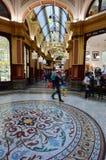 Φραγμός Arcade - Μελβούρνη Στοκ φωτογραφία με δικαίωμα ελεύθερης χρήσης
