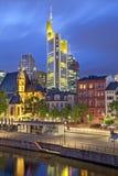 Φρανκφούρτη Αμ Μάιν Στοκ φωτογραφία με δικαίωμα ελεύθερης χρήσης