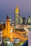 Φρανκφούρτη Γερμανία στοκ εικόνες