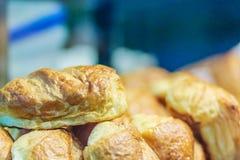 Φραντζόλα των ψωμιών για την πώληση στο κατάστημα γρήγορου φαγητού Στοκ εικόνα με δικαίωμα ελεύθερης χρήσης