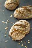 Φραντζόλα oatmeal του ψωμιού στοκ φωτογραφίες με δικαίωμα ελεύθερης χρήσης