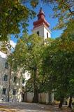Φραντσησθανά εκκλησία και μοναστήρι - Sumeg Στοκ φωτογραφία με δικαίωμα ελεύθερης χρήσης