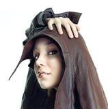 Φρικτό κορίτσι Στοκ εικόνα με δικαίωμα ελεύθερης χρήσης