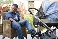 Φροντίδα του μωρού στοκ εικόνες με δικαίωμα ελεύθερης χρήσης