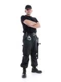 Φρουρά ασφάλειας Στοκ εικόνα με δικαίωμα ελεύθερης χρήσης