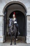 Φρουρά αλόγων του Λονδίνου Στοκ Εικόνες