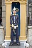 φρουρά βασιλική Σουηδία Στοκ Φωτογραφία