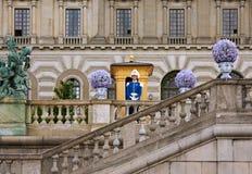 φρουρά βασιλική Στοκ Φωτογραφία
