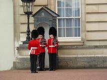 φρουρά βασιλική Στοκ Εικόνες