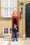 φρουρά βασιλική Στοκ εικόνα με δικαίωμα ελεύθερης χρήσης