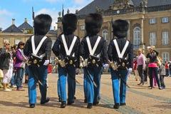 φρουρά βασιλική Στοκ φωτογραφία με δικαίωμα ελεύθερης χρήσης
