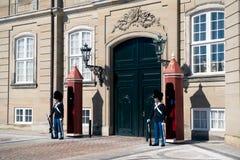 φρουρά βασιλική Στοκ Εικόνα