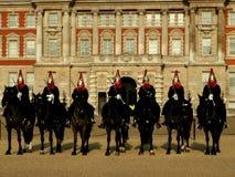 φρουρά Λονδίνο Στοκ Εικόνα