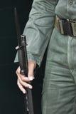 φρουρά ξιφολογχών στρατι& στοκ εικόνα με δικαίωμα ελεύθερης χρήσης