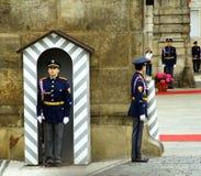 Φρουρά τιμής Στοκ εικόνα με δικαίωμα ελεύθερης χρήσης