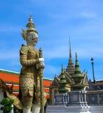 Φρουρά Daemon - Royal Palace, Μπανγκόκ, Ταϊλάνδη Στοκ Φωτογραφία