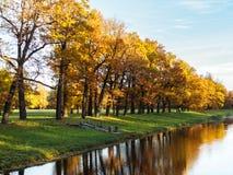 Φρουρές φθινοπώρου Στοκ Εικόνες