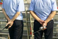 φρουρές Στοκ φωτογραφία με δικαίωμα ελεύθερης χρήσης