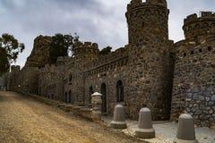 Φρούρια και κάστρα της ακτής της Καρχηδόνας στοκ εικόνες
