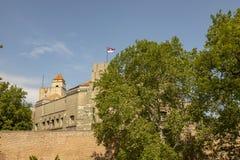 Φρούριο Βελιγραδι'ου Σερβία στοκ εικόνες