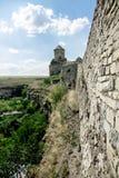 Φρούριο, ο τοίχος Στοκ Φωτογραφίες