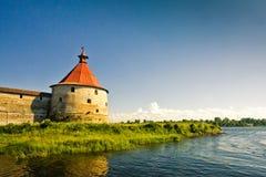 φρούριο παλαιό Στοκ Φωτογραφία