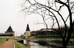 φρούριο παλαιό Στοκ εικόνες με δικαίωμα ελεύθερης χρήσης