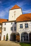 Φρούριο που ιδρύθηκε το 1219, Πάσσαου, Γερμανία στοκ φωτογραφίες με δικαίωμα ελεύθερης χρήσης