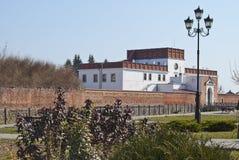 Φρούριο που χτίζεται Στοκ φωτογραφία με δικαίωμα ελεύθερης χρήσης