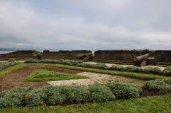 Φρούριο σε Ancud, νησί Chiloe, Χιλή στοκ φωτογραφίες με δικαίωμα ελεύθερης χρήσης