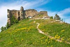 Φρούριο σε Kudriyntsy, 17ος αιώνας, Ουκρανία Στοκ φωτογραφίες με δικαίωμα ελεύθερης χρήσης