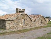 Φρούριο σε Sudak στοκ εικόνες