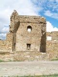 Φρούριο σε Sudak Στοκ φωτογραφία με δικαίωμα ελεύθερης χρήσης