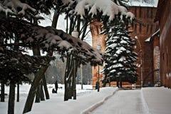 φρούριο Σμολένσκ Στοκ φωτογραφία με δικαίωμα ελεύθερης χρήσης