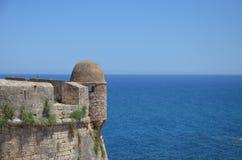 Φρούριο στις ακτές της θάλασσας στοκ φωτογραφία