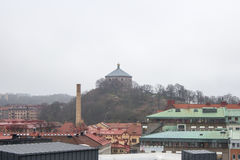 Φρούριο στο Γκέτεμπουργκ, Σουηδία Στοκ εικόνες με δικαίωμα ελεύθερης χρήσης