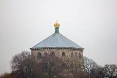 Φρούριο στο Γκέτεμπουργκ, Σουηδία Στοκ εικόνα με δικαίωμα ελεύθερης χρήσης