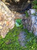 φρούριο στο tesanj στοκ φωτογραφίες με δικαίωμα ελεύθερης χρήσης