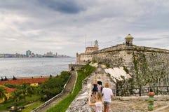 Φρούριο της EL Morro Στοκ φωτογραφία με δικαίωμα ελεύθερης χρήσης