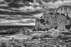 Φρούριο του ST Lawrence Στοκ φωτογραφία με δικαίωμα ελεύθερης χρήσης