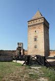 Φρούριο ΤΣΕ, Σερβία, Ευρώπη στοκ φωτογραφίες