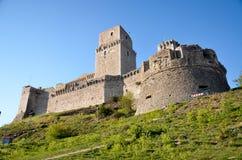 Φρούριο 2 Assisi Στοκ εικόνα με δικαίωμα ελεύθερης χρήσης