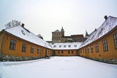 Φρούριο Akershus στο Όσλο, Νορβηγία Στοκ Φωτογραφία