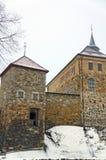 Φρούριο Akershus στο Όσλο, Νορβηγία Στοκ εικόνες με δικαίωμα ελεύθερης χρήσης